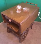Antique Serving Cart in Fort Carson, Colorado