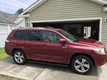 Toyota Highlander in Beaufort, South Carolina