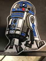 R2D2 Iron-On Patch in Oceanside, California