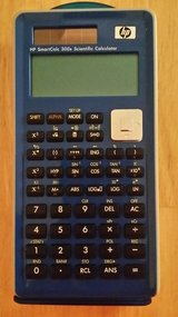 HP smartCalc 300S  Scientific Calculator in Byron, Georgia