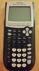TI-84 Plus Texas Instruments Scientific Calculator in Byron, Georgia