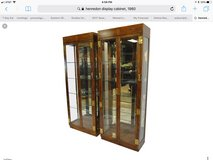 TIMELESS Henredon display cabinets - 2 available in St. Charles, Illinois