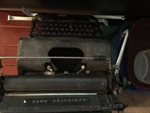 Antique Remington rand typewriter MAKE AN OFFER in Bolingbrook, Illinois
