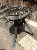BBQ barbecue grill solid version in Stuttgart, GE
