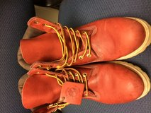 Boots, Timberland (Waterproof, see tag in picture) size 8.5 medium-New in Okinawa, Japan