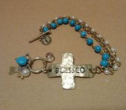 """Blessed"" bracelet in Baytown, Texas"