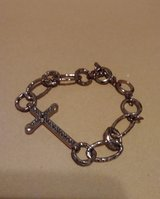 Cross bracelet in Baytown, Texas
