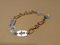 Danty cross bracelet in Baytown, Texas
