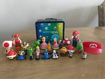 Mario Brothers figures bundle in Fort Bliss, Texas