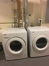 Front load washer and dryer in Quantico, Virginia