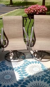 Outdoor chairs in Orland Park, Illinois