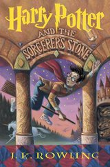 Harry Poter 1st American edition.  Sorcerers Stone and goblet of fire in Las Vegas, Nevada