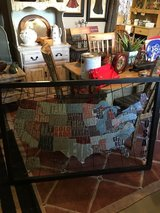 """USA ???? sign great for teaching 49""""x39"""" in Conroe, Texas"""