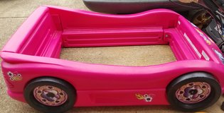 Little Tikes Pink barbie car bed in Fort Campbell, Kentucky