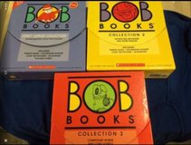 Bob books in Fort Lewis, Washington