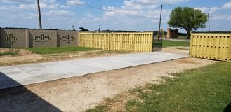 mm fence and deck in Fort Polk, Louisiana
