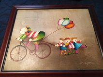 Bicycles and Balloons in Kingwood, Texas