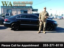 EZ Military Financing For Vehicles Call Washington State Military Car Sales 253-271-8110 in Fort Lewis, Washington