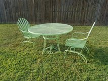Apple Green / 4 Piece Rocking Patio Set in Fort Campbell, Kentucky