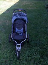 JEEP BRAND 3 WHEEL  STROLLER in Chicago, Illinois