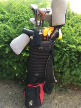 Golf Clubs & Bag in Westmont, Illinois