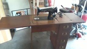 Singer sewing table in Lawton, Oklahoma