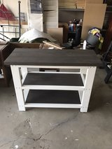 rustic small table in Fort Polk, Louisiana