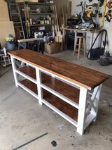 Rustic Console table in Fort Polk, Louisiana