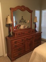 Queen Bed Set in The Woodlands, Texas