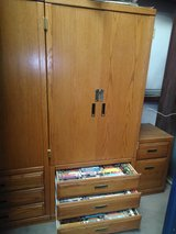 Wardrobe/TV cabinet in Alamogordo, New Mexico