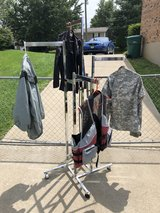 Clothes Rack on wheels in Fort Knox, Kentucky