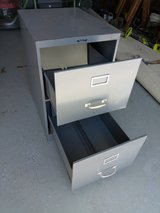 Legal size file cabinet, 2 drawer in Baytown, Texas
