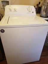 Almost New Washer and Dryer Set in Quantico, Virginia