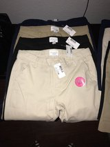 NWT - School Uniforms (22 pieces) in Pasadena, Texas