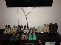 Women's Shoes (11 pairs) in Pasadena, Texas
