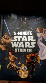 5 minute Star Wars Stories in Lawton, Oklahoma