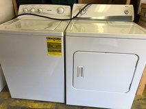 Electric Washer & Dryer in Joliet, Illinois