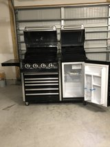 Bbq grill refrigerator combo Snap on in Camp Lejeune, North Carolina