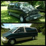 1991 and 1995 Ford Aerostar vans in Beaufort, South Carolina