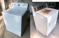 Washer and Dryer in Conroe, Texas