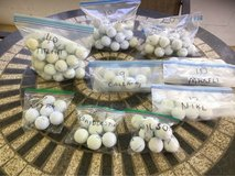 Used golf balls for sale in Fort Rucker, Alabama