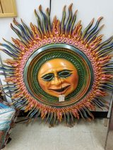 Heavy Metal Sun Face 1028-119 in Wilmington, North Carolina