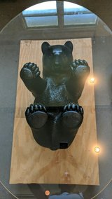 Bear cub cocktail table in Orland Park, Illinois