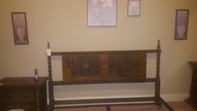 Vintage Bedroom Set (sold together or in pieces!) in League City, Texas