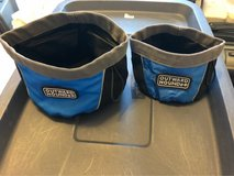 New - Travel Folding Food and Water Bowl for Dog in Okinawa, Japan