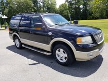 2006 Ford Expedition  King Ranch, 5.4 liter in Fort Polk, Louisiana