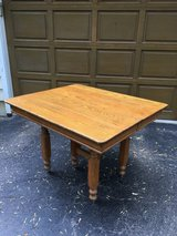 Antique Oak Table in Chicago, Illinois