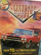 Classic Muscle Car DVD's in Aurora, Illinois