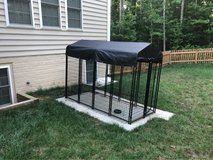 Dog Kennel with Kennel Decking in Quantico, Virginia