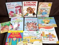 Back to School Books in Spring, Texas